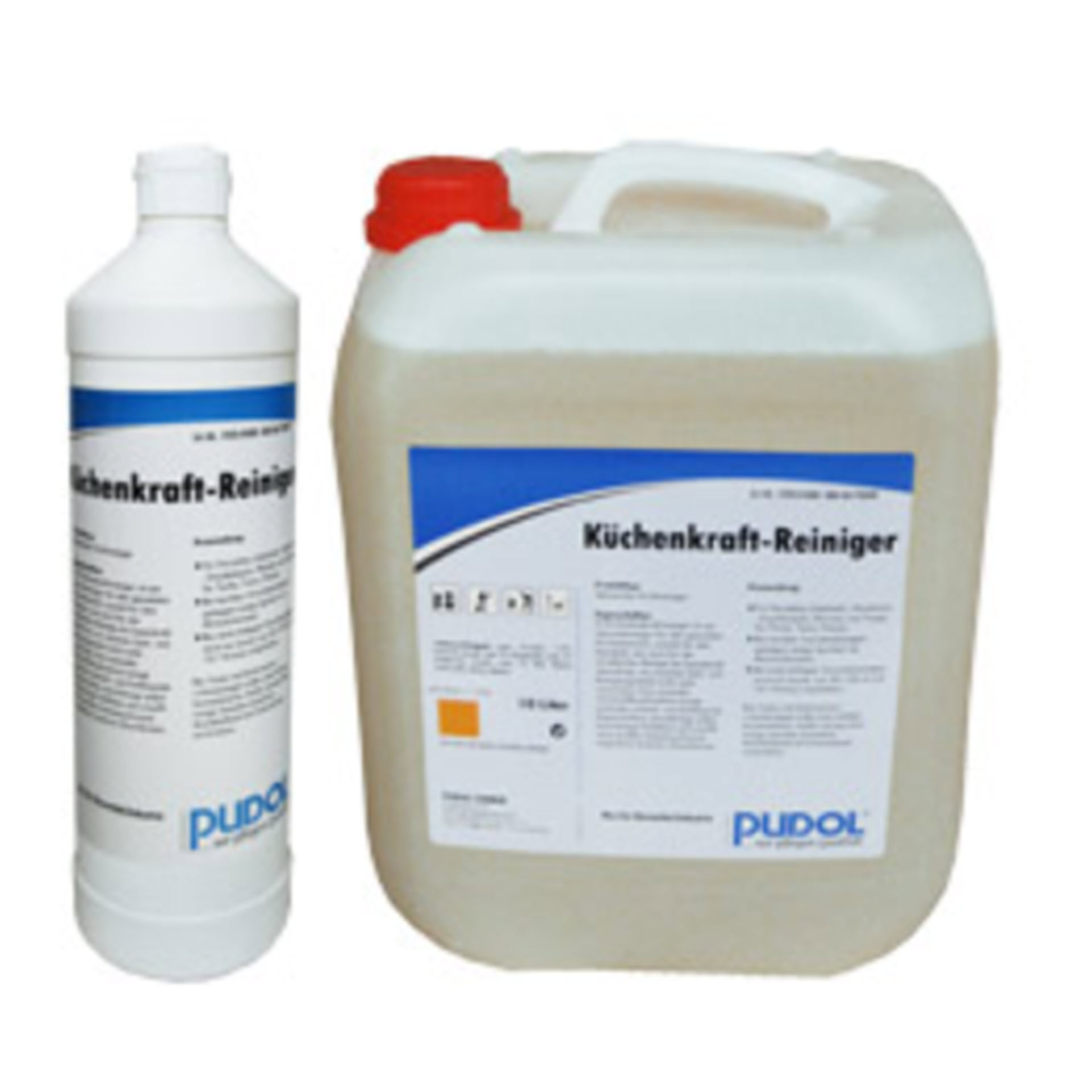 Pudol Profi-KK-Küchenkraftreiniger - Alkalischer Kraftreiniger