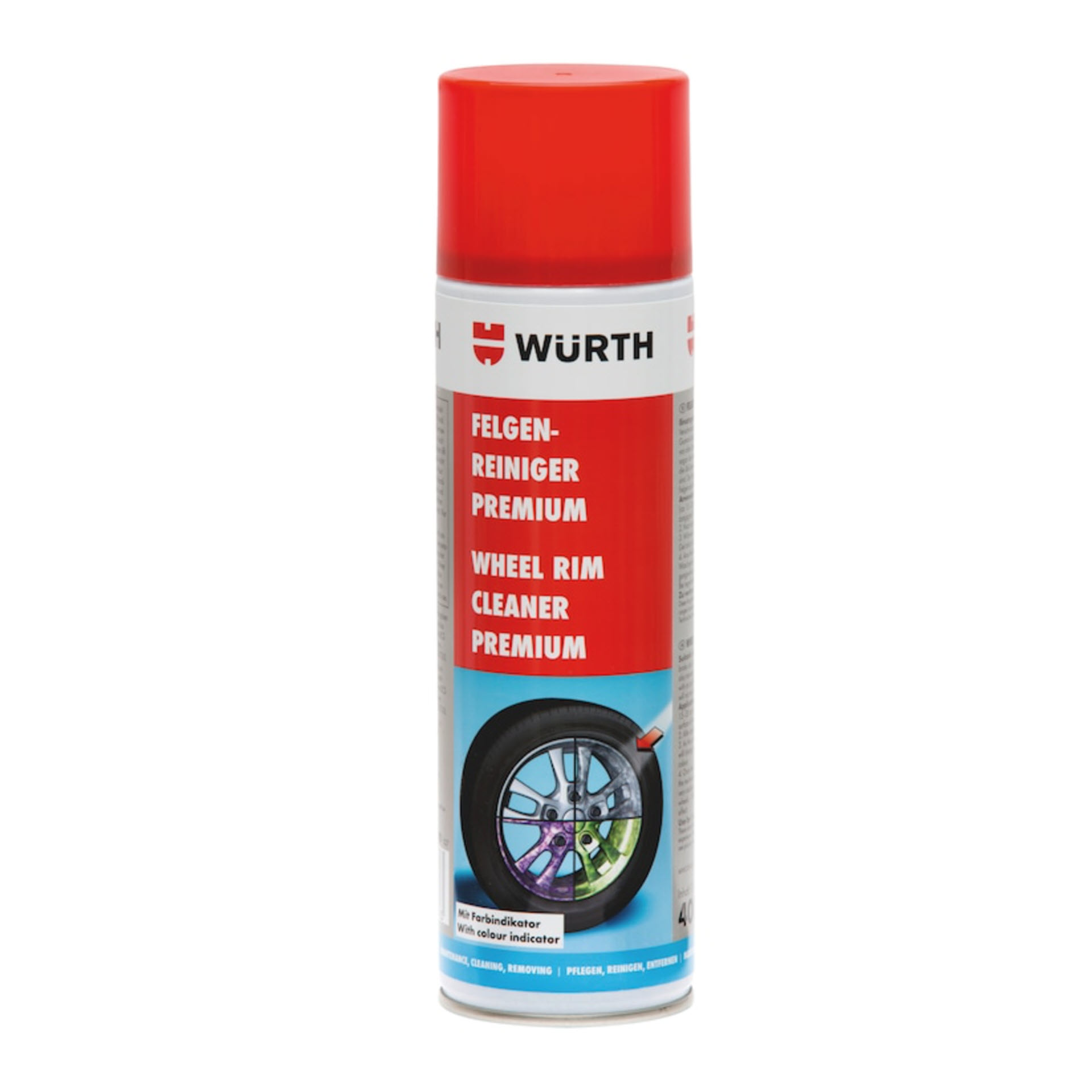 Würth Felgenreiniger Premium - 400 ml Sprühdose