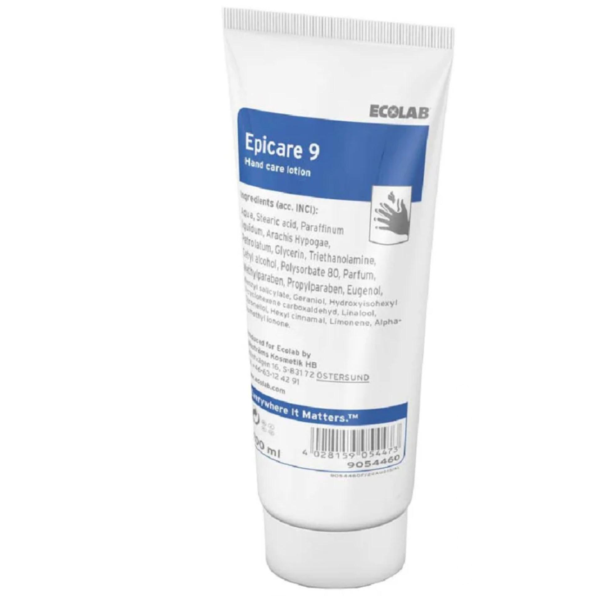 ECOLAB Epicare 9 Handcreme - 200 ml Tube
