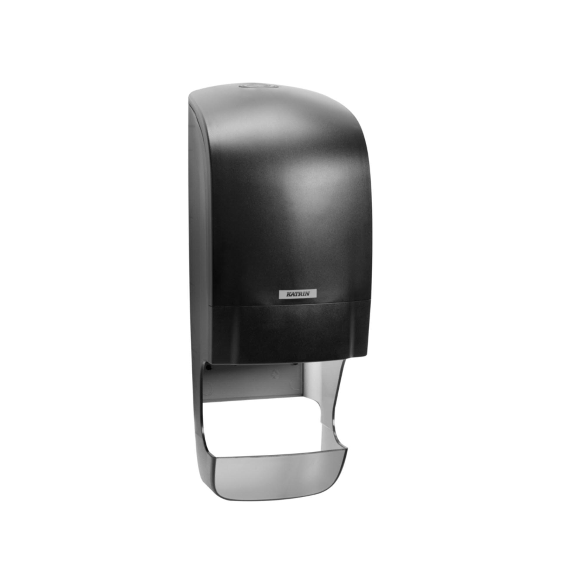 Katrin Inclusive System Toilettenpapierspender mit Hülsenfänger - 901440/920490