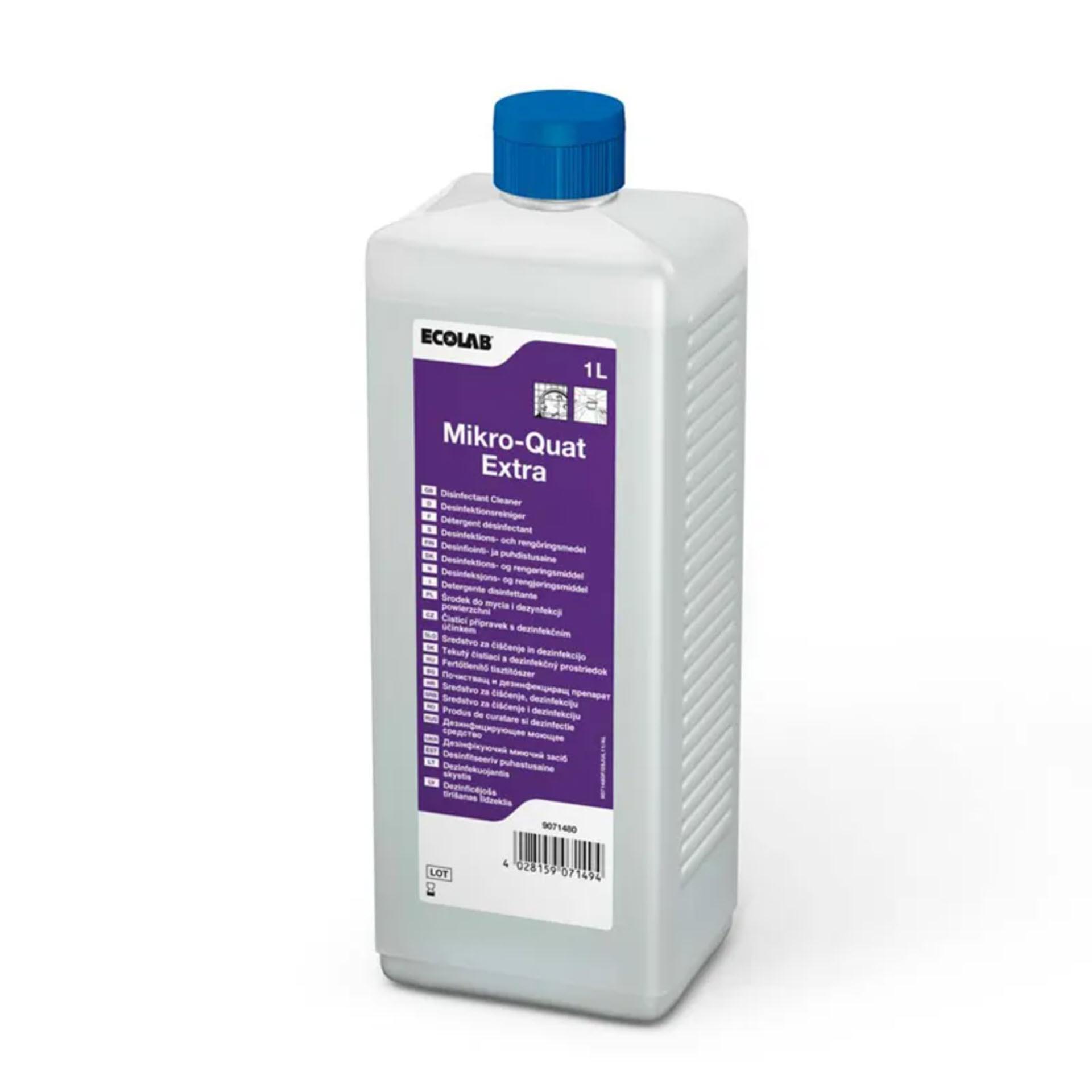 Ecolab Mirko-Quat Extra Desinfektionsreiniger
