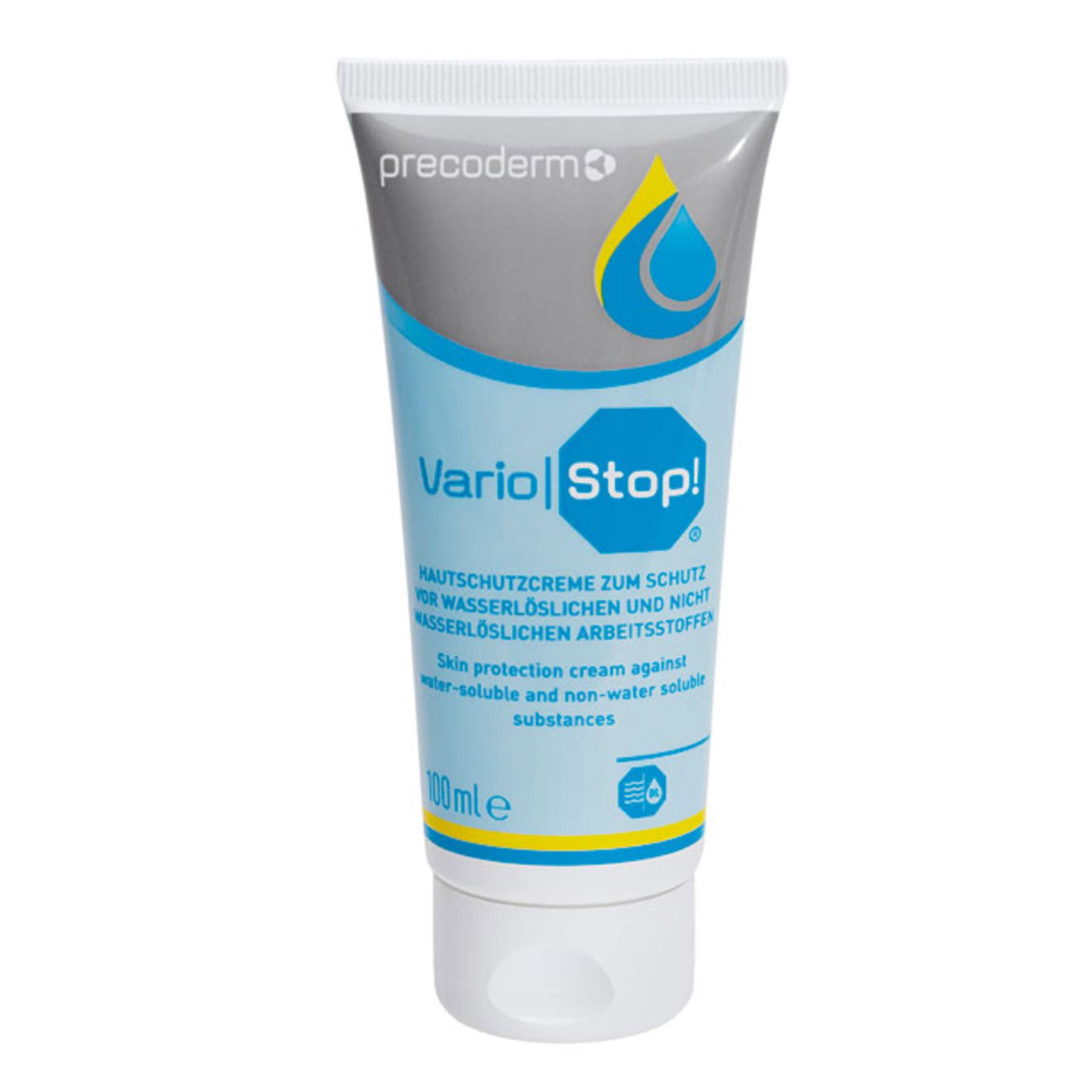 Azett VarioStop / Multi Sens Hautschutzcreme - 100 ml Tube - 915000016