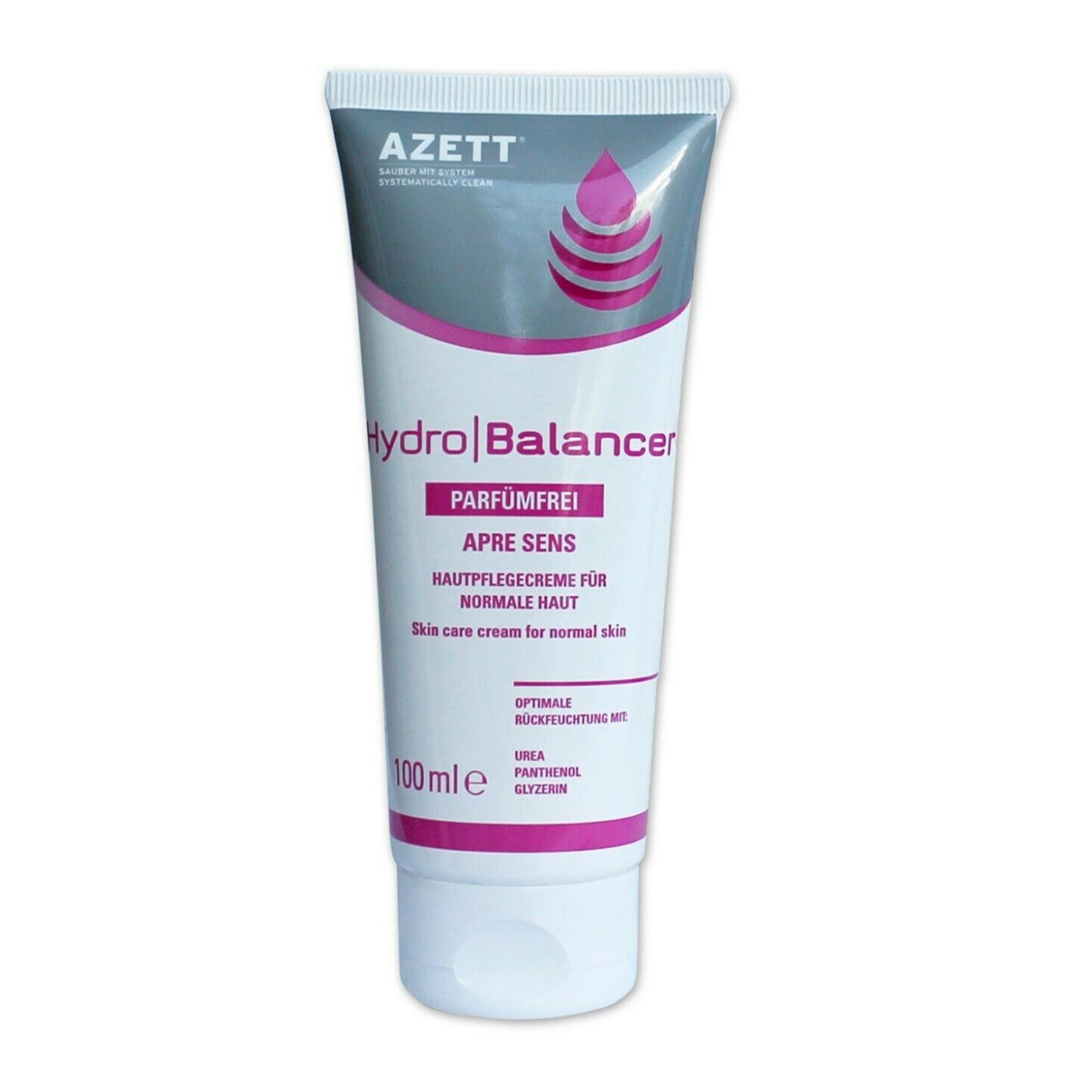 Azett Hydrobalancer / Apre Sens Hautpflegecreme - 100 ml Tube - 915000010