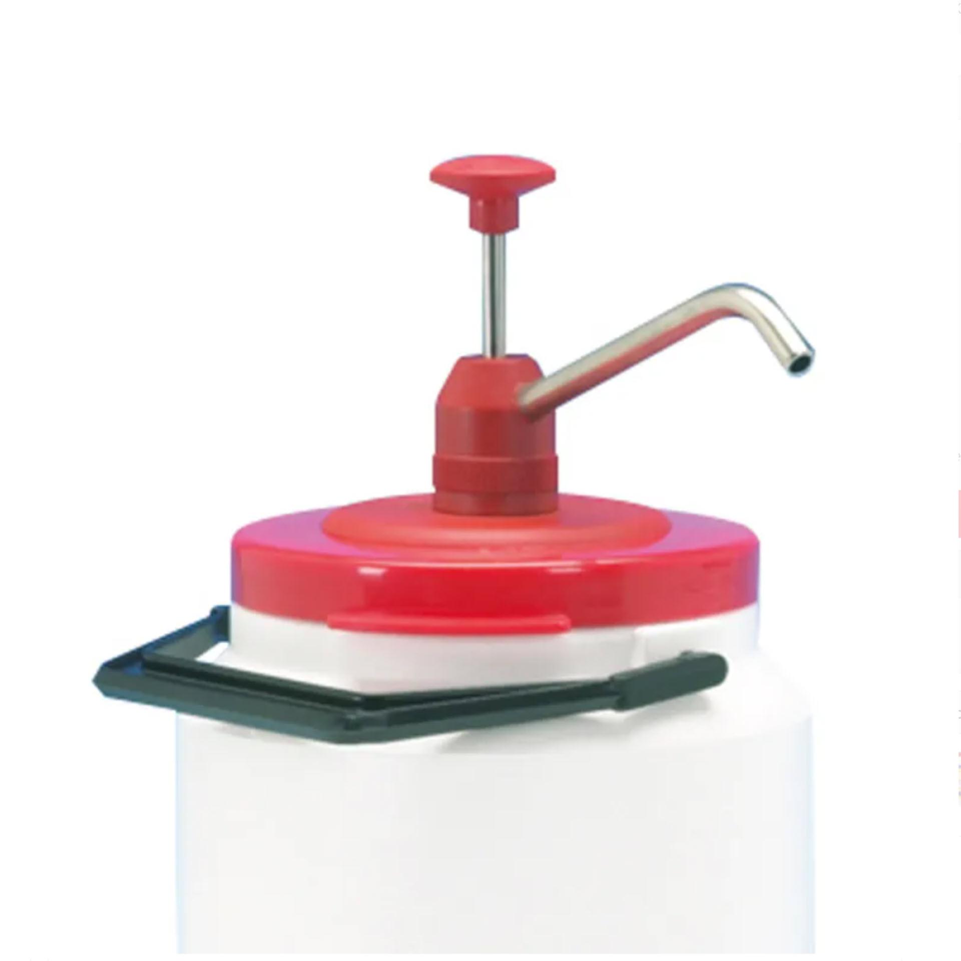 Dosierpumpe für Eilfix® Handreinigungscreme 3 Liter Kanne