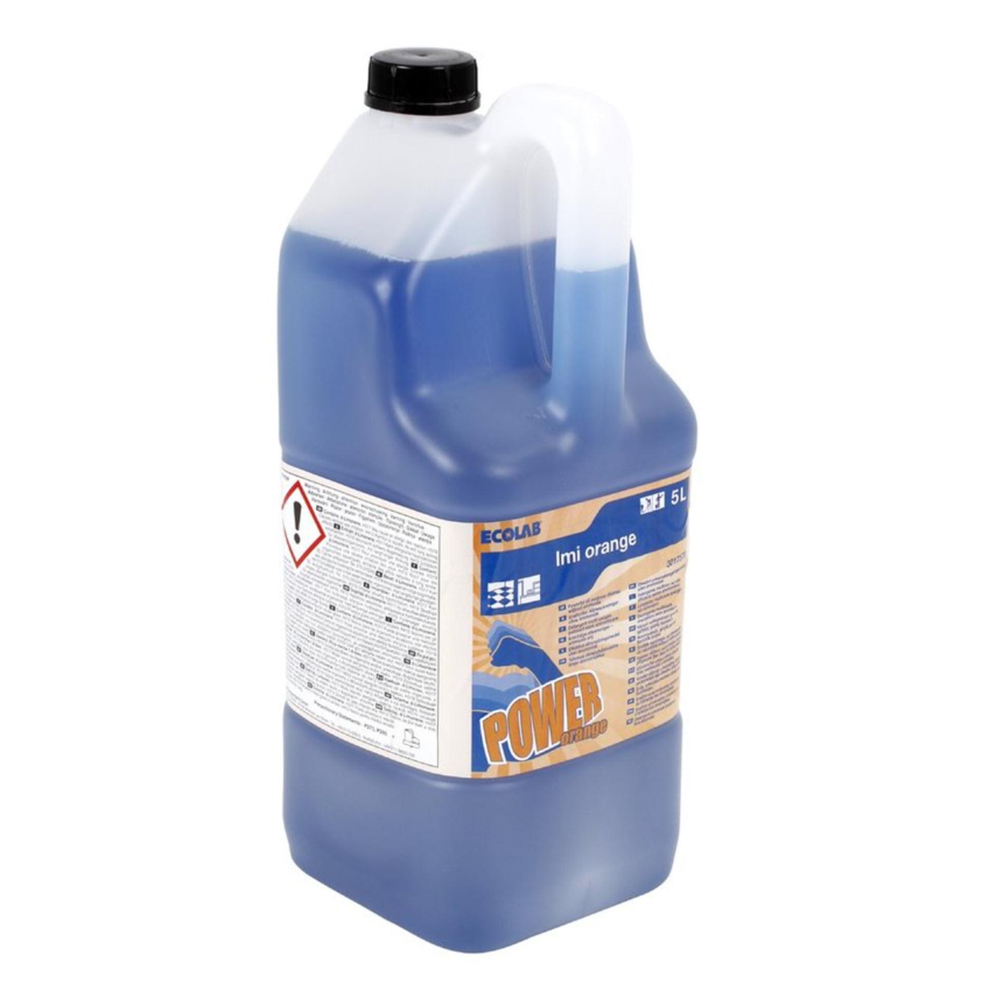 ECOLAB Imi® Orange Allzweckreiniger - 5 Liter Kanister